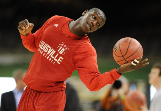 Dieng elevates Louisville's defense from very good to great (US Presswire)